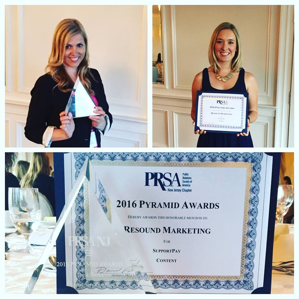 Resound Marketing Award